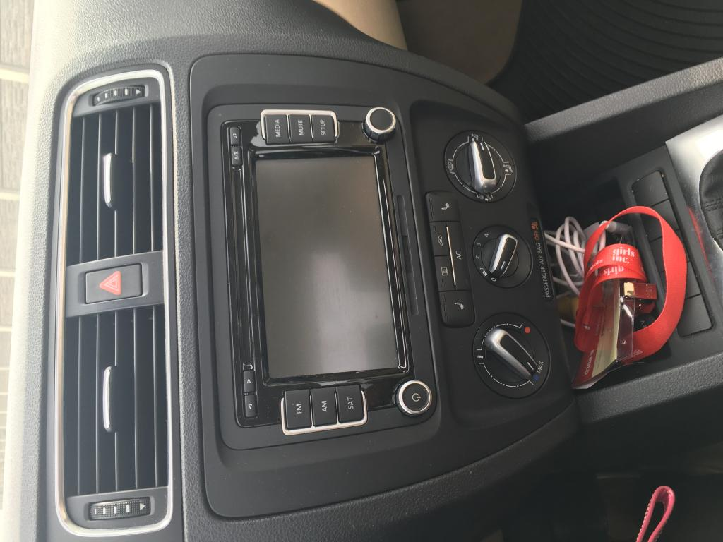 radio stopped working. I purchased my 2011 VW Jetta ...