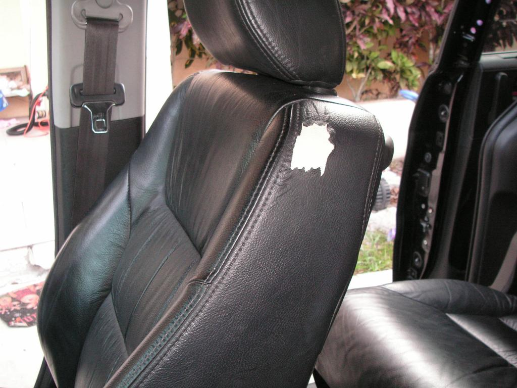 Honda Recall Check >> 2008 Honda Odyssey Vinyl On Seats Is Peeling From Its Backing: 1 Complaints
