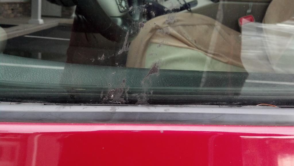 2007 Toyota Rav4 Door Window Weather Stips Totally