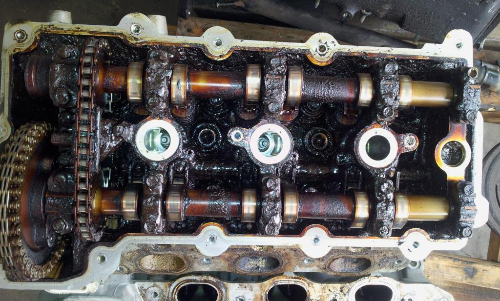 2002 Chrysler Sebring Oil Sludge Resulting In Engine Failure 113