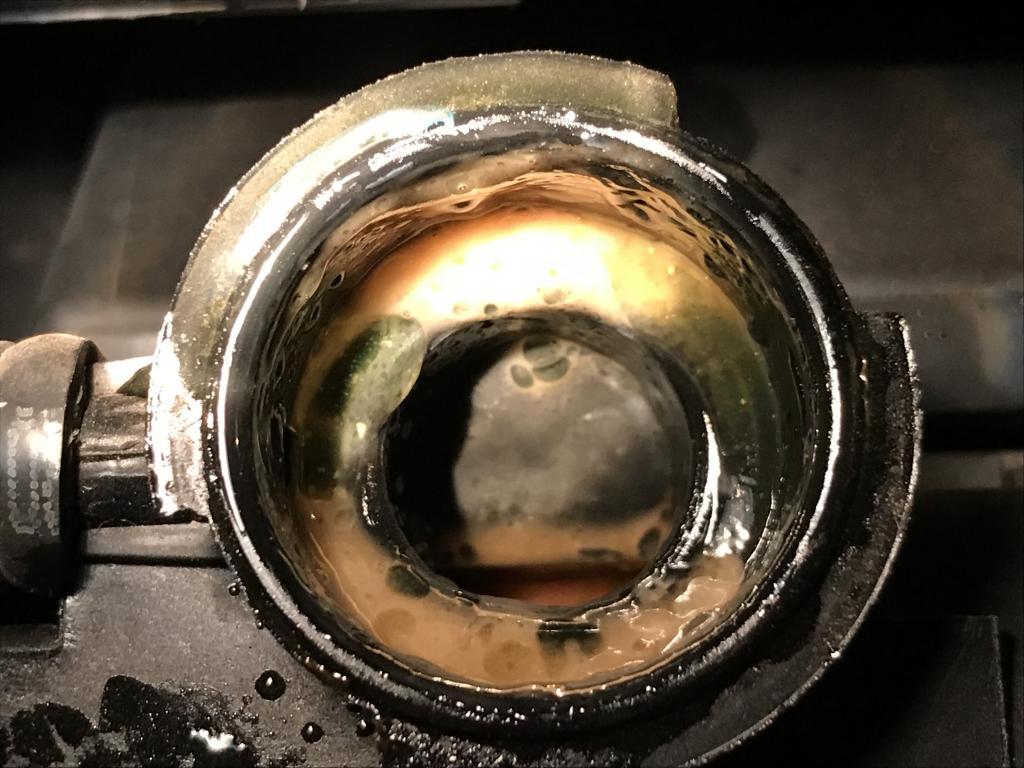 2006 Nissan Xterra Oil In Coolant System 1 Complaints
