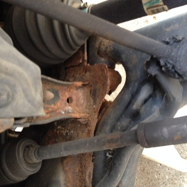2001 Ford Escape Broken Control Arm 1 Complaints