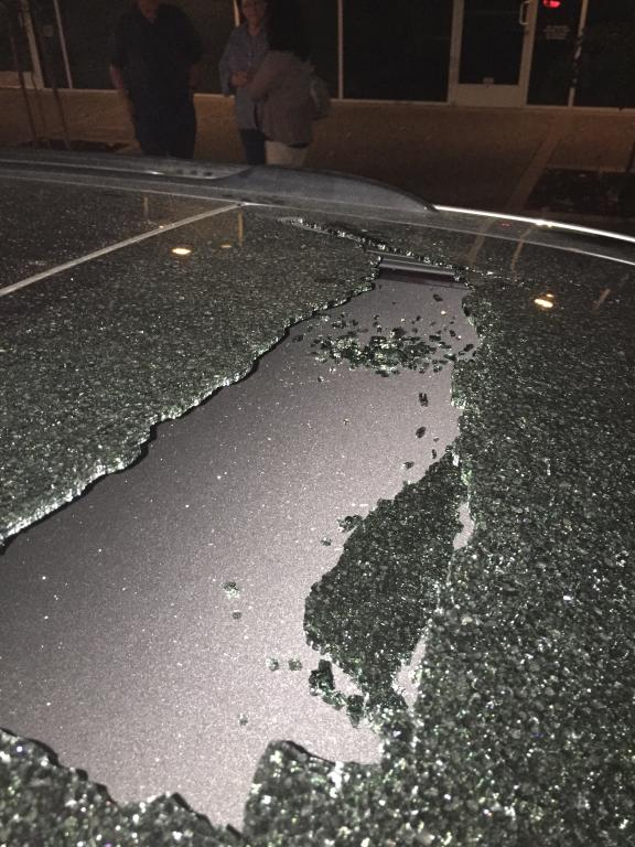 2014 Jeep Grand Cherokee Sunroof Exploded 2 Complaints