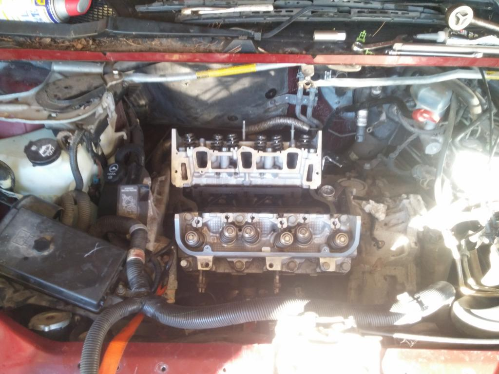 Cracked Head Gasket >> 2002 Chevrolet Venture Cylinder Head Cracked, Replace Head ...