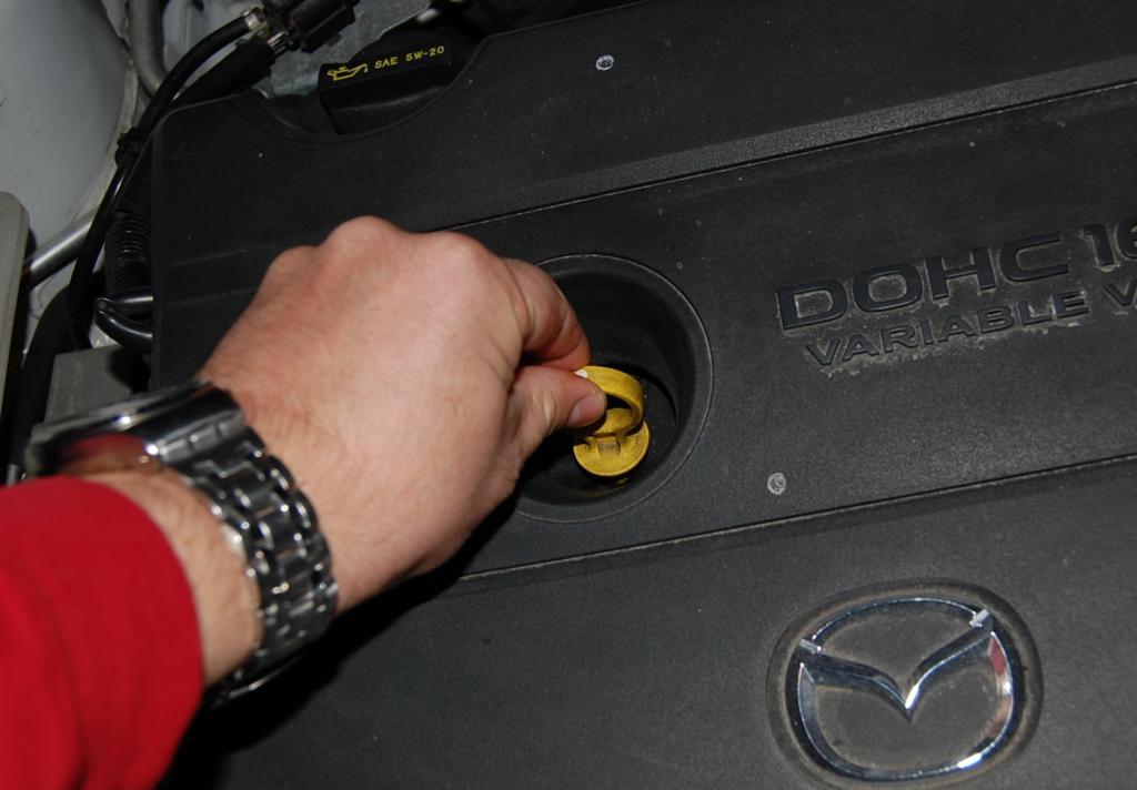2009 Mazda Mazda5 Excessive Oil Consumption 1 Complaints