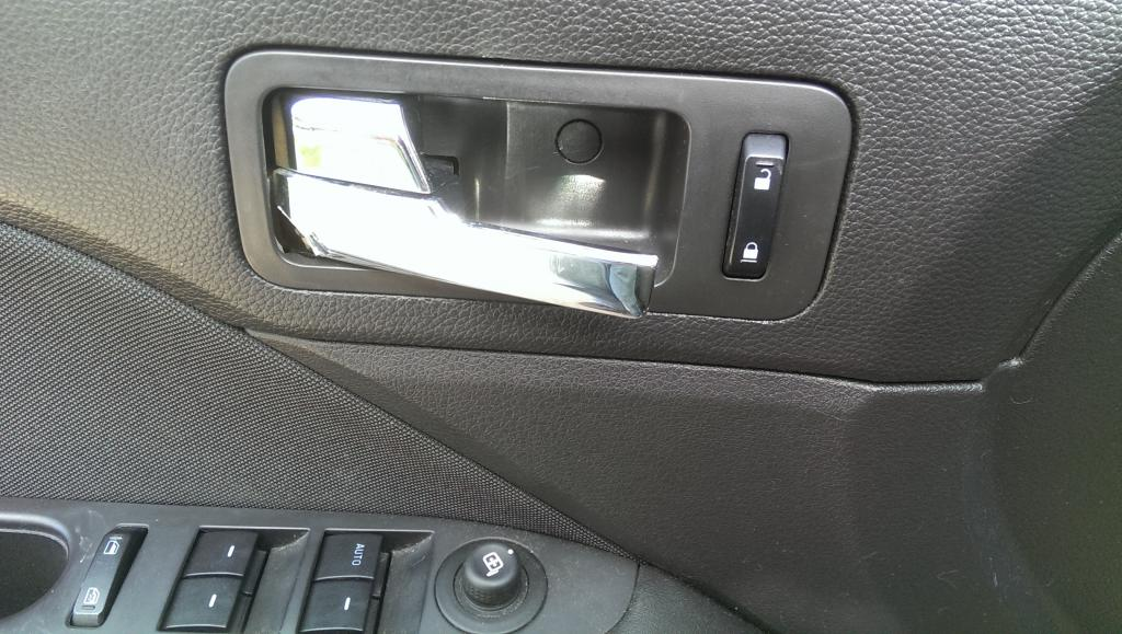 Interior Door Handle Broke ...