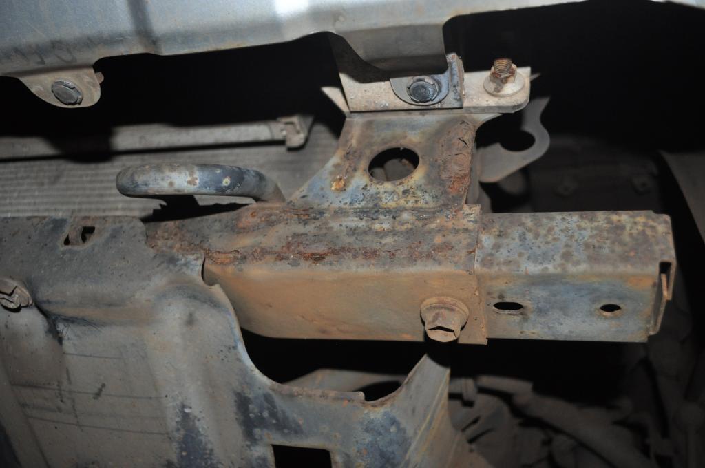 2005 Toyota Tacoma Frame Rust 5 Complaints