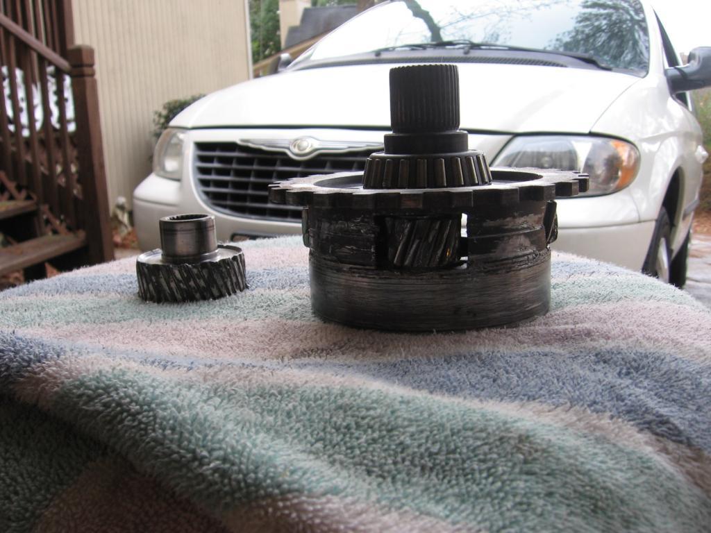 2002 chrysler town country transmission failure 15 complaints. Black Bedroom Furniture Sets. Home Design Ideas