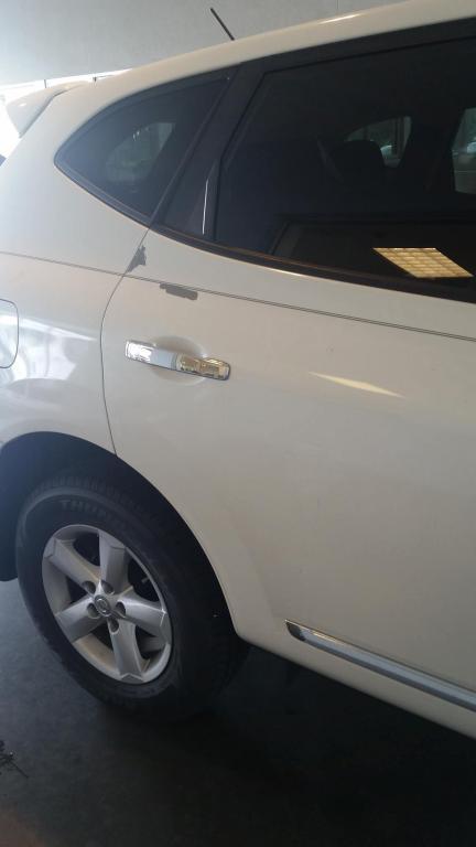 2013 Nissan Rogue Excessive Rusting 9 Complaints