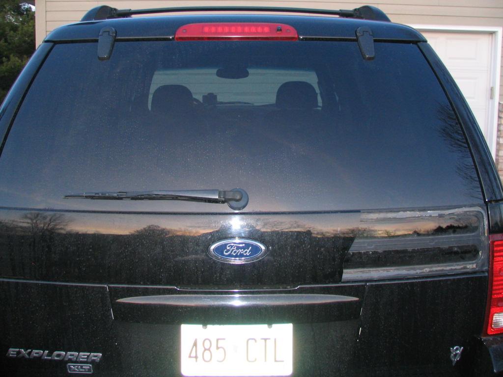Car Window Replacement Repair Car Back Window