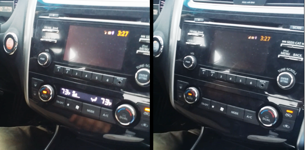 2013 nissan altima display screen not working properly 1 complaints