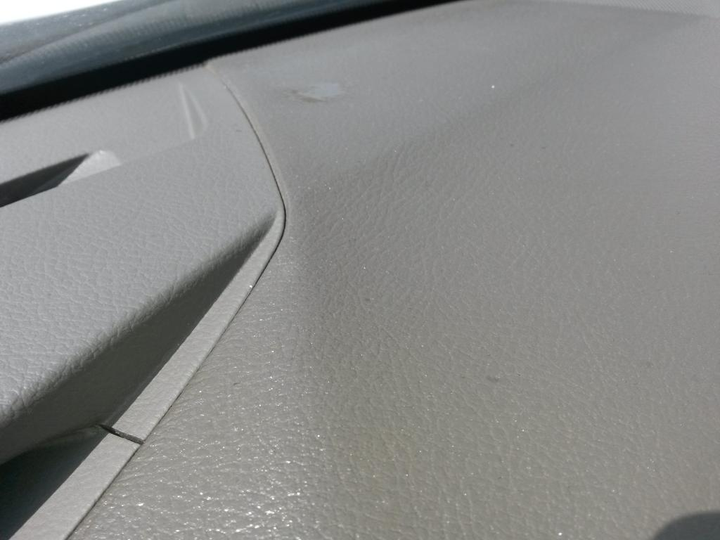2011 Toyota Camry Sticky Melting Dashboard 12 Complaints