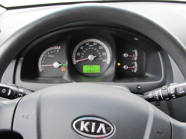 Automatic Transmission Fluid >> 2008 Kia Sportage Esc Traction Light On: 1 Complaints