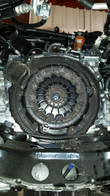 2015 Subaru WRX Bad Clutch Plate, Flywheel | CarComplaints com