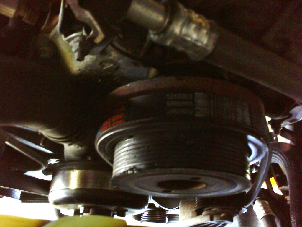 2004 Ford Explorer Crankshaft Pulley Failure | CarComplaints com