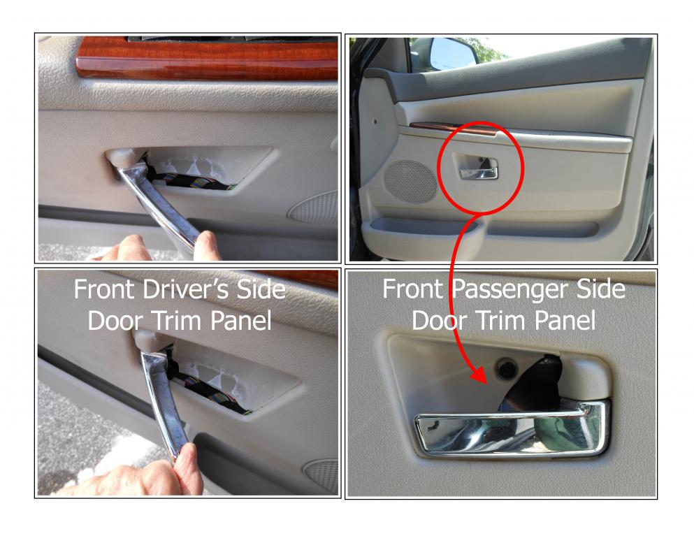2005 Jeep Grand Cherokee Door Handles Have Broken From Interior Door Panels 14 Complaints