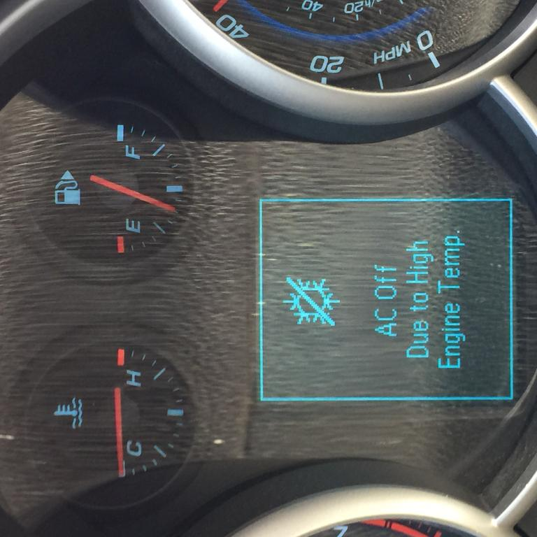 2011 Chevrolet Cruze Overheating: 13 Complaints
