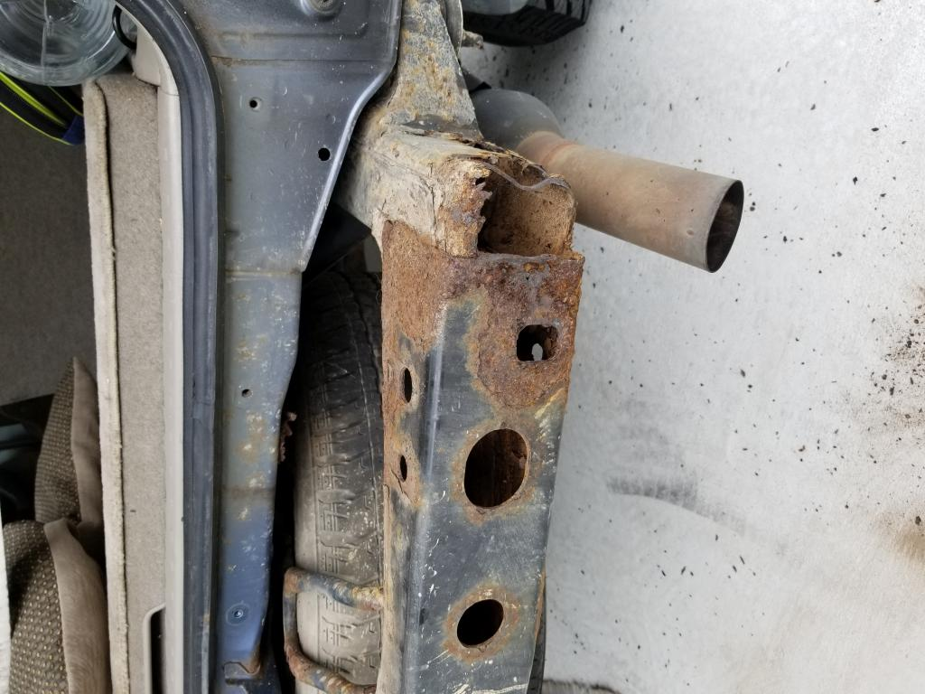 2003 Toyota 4Runner Excessive Rust/Corrosion: 22 Complaints