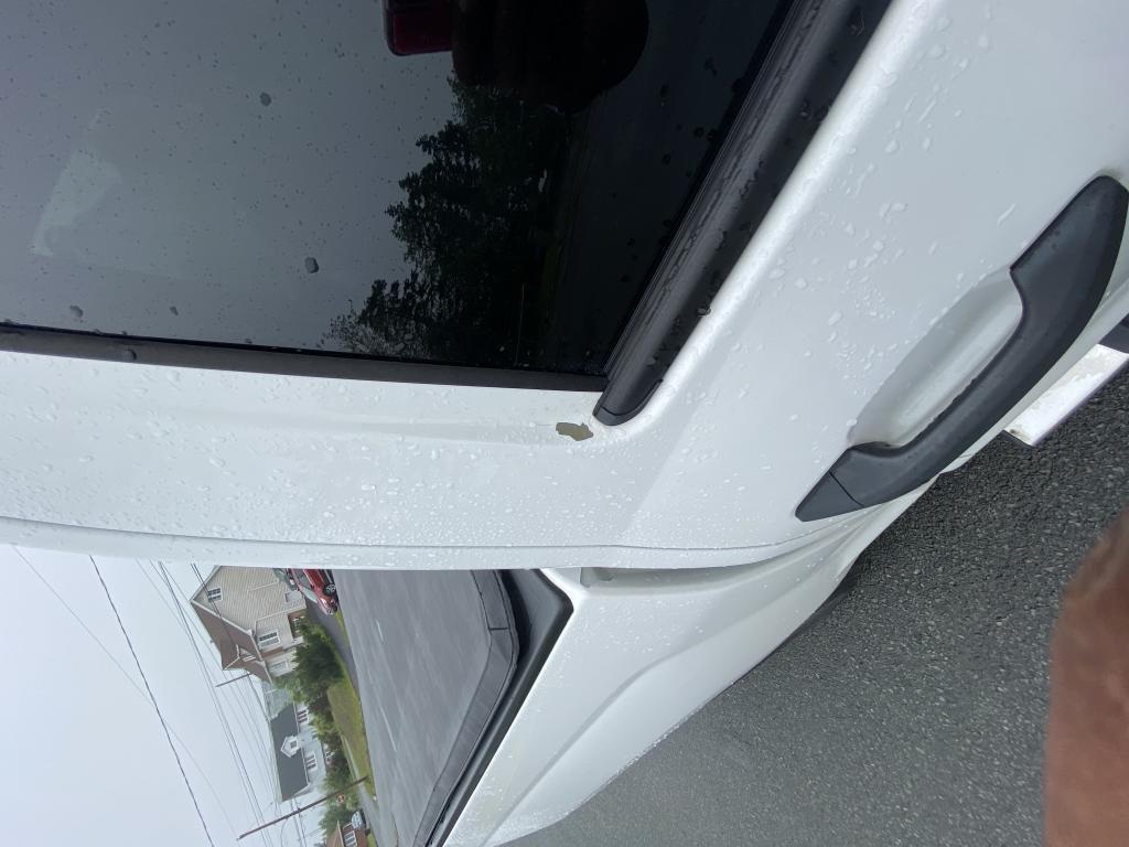 2014 Chevrolet Silverado 1500 Defective Paint Job Peeling Paint Carcomplaints Com