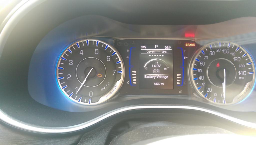 2015 Chrysler 200 Check Engine Light On | CarComplaints com