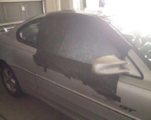 2002 Pontiac Grand Am Window Clip Breaks Window Falls