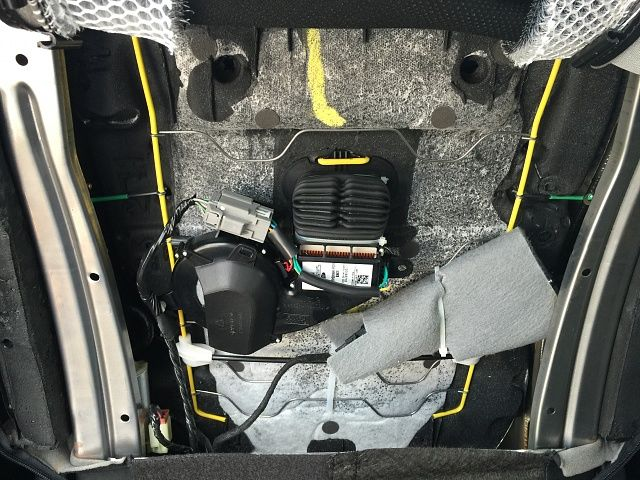 Seat Cooling System Malfunction