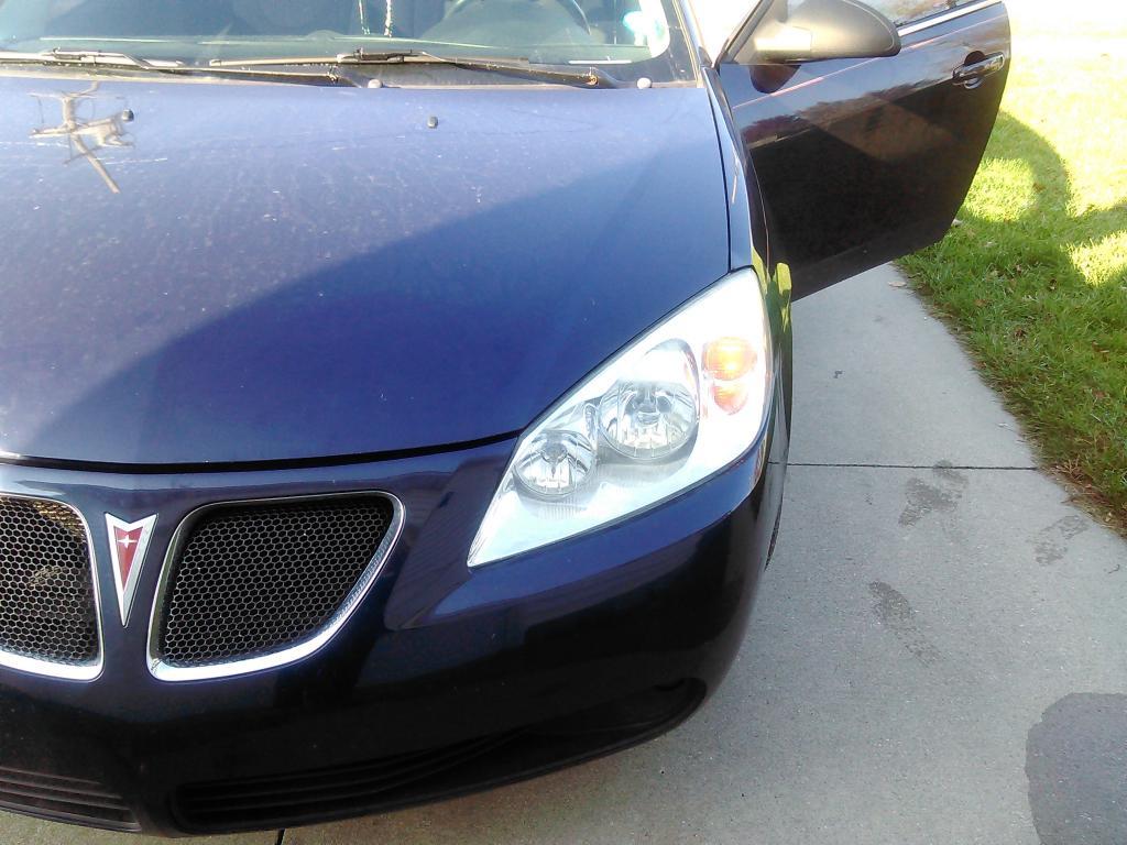 2009 Pontiac G6 Headlights Not Working Properly 9 Complaints