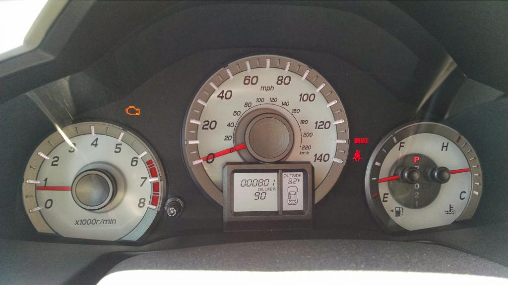 2015 Honda Pilot Check Engine Light On: 6 Complaints