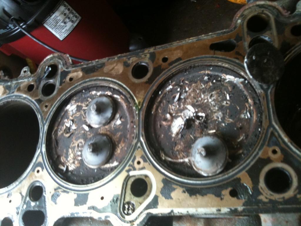 engine seizure