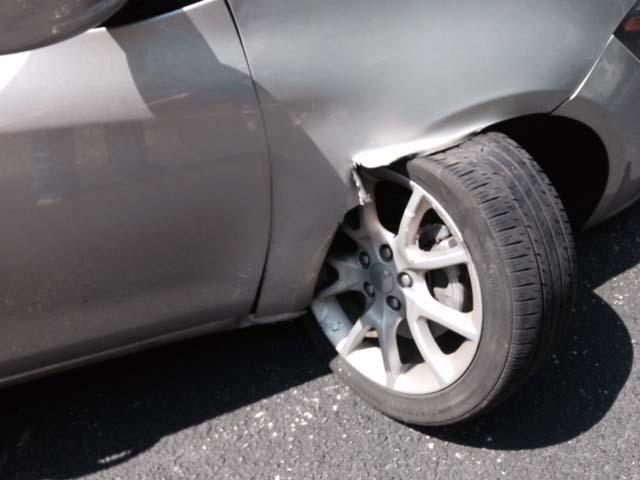 2013 Dodge Dart Weak Suspension System 3 Plaints