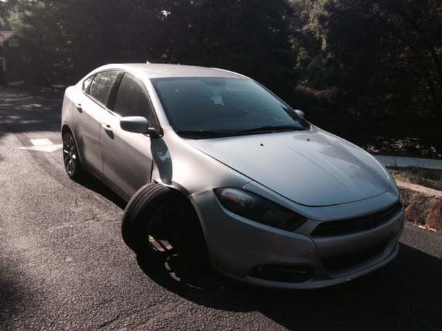 Car Extended Warranty >> 2013 Dodge Dart Weak Suspension System: 3 Complaints