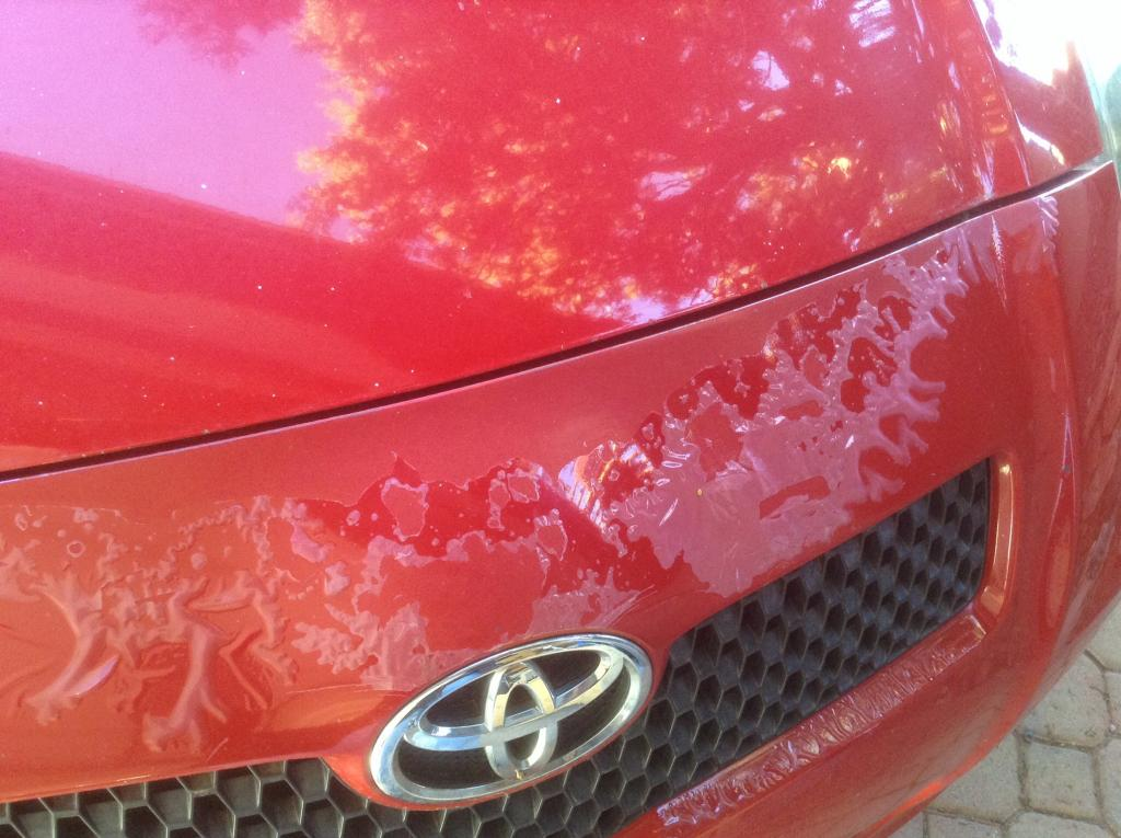 Car Paint And Clear Caot
