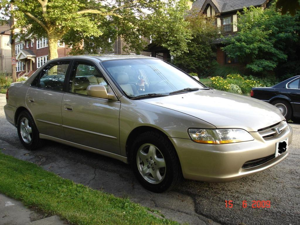 2000 Honda Accord Jerks In Gear 27 Complaints 1999 4 Door
