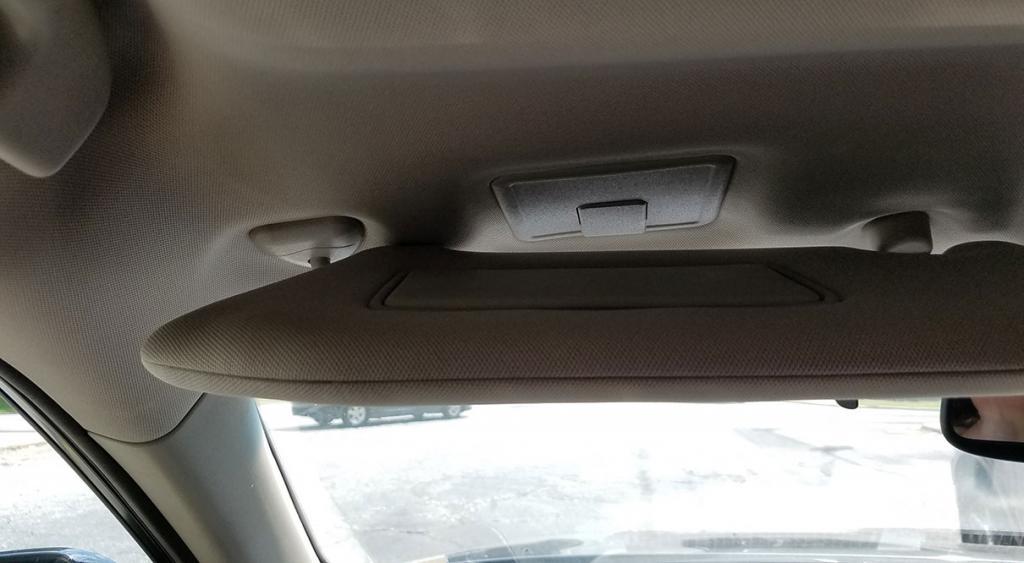Nissan Dealership In Md >> 2013 Nissan Pathfinder Sun Visor Falling Down: 13 Complaints