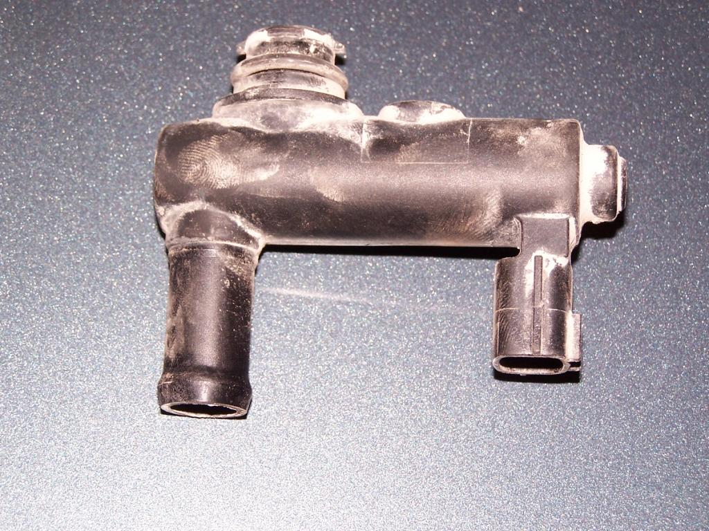 Code p0455 canister purge valve