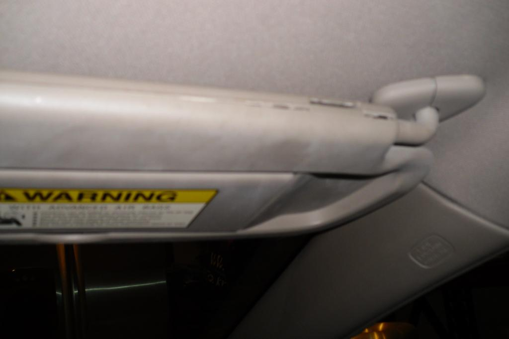 2009 Honda Civic Sun Visor Broken  31 Complaints  7899209f36e