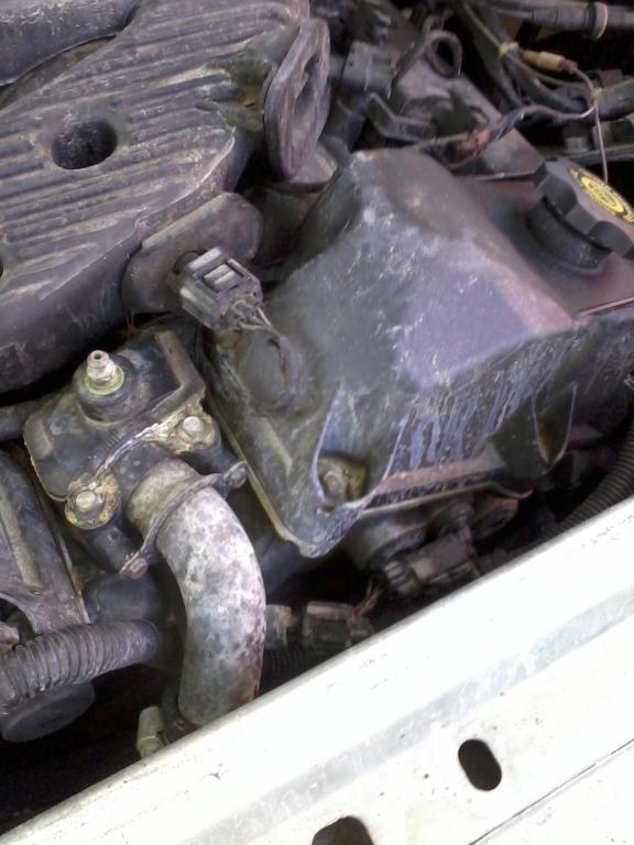 2000 Dodge Intrepid Oil Sludge Resulting In Engine Failure