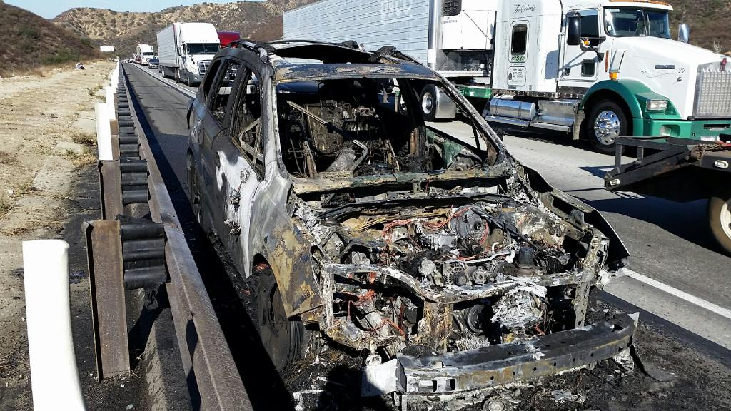 Car Ac Repair >> 2015 Subaru Forester Engine Caught Fire: 1 Complaints