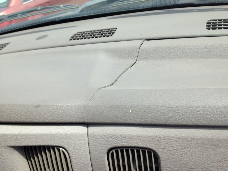 Dodge Ram Cracked Dash Recall Dodge Cracked Dash Recall