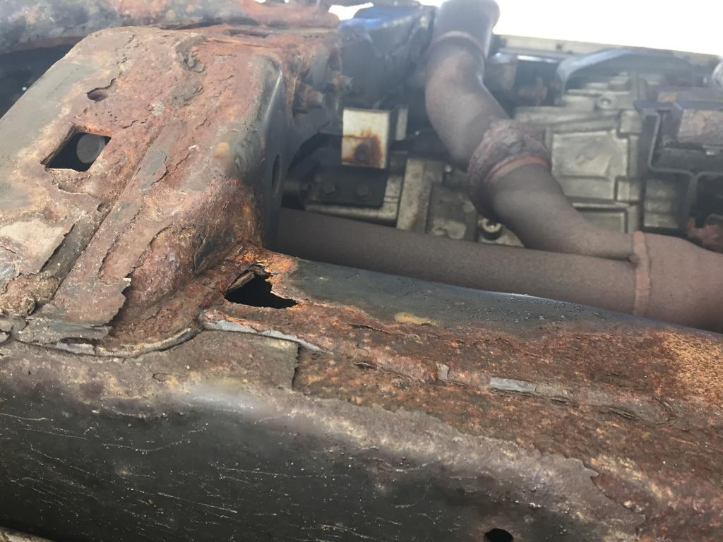 2003 Toyota 4runner Excessive Rust Corrosion 7 Complaints