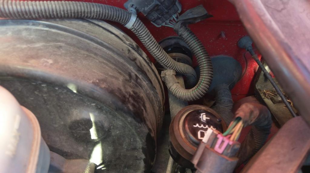 2006 Chevrolet Silverado Clutch Master Cylinder Failure  2