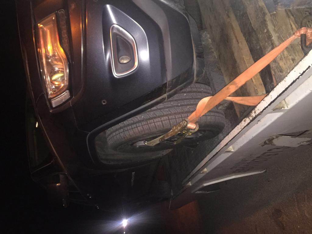2014 Jeep Grand Cherokee Engine Stalls/Shuts Off While