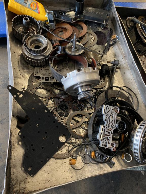 2005 Ford Explorer Transmission Slipping: 53 Complaints