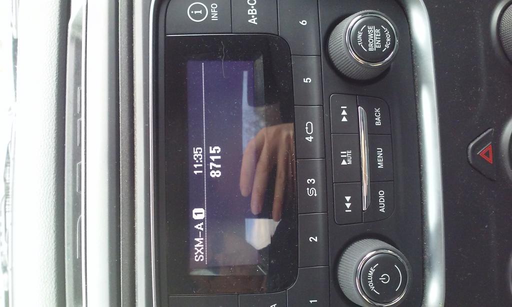 2013 Ram 1500 Radio Not Working Properly | CarComplaints com