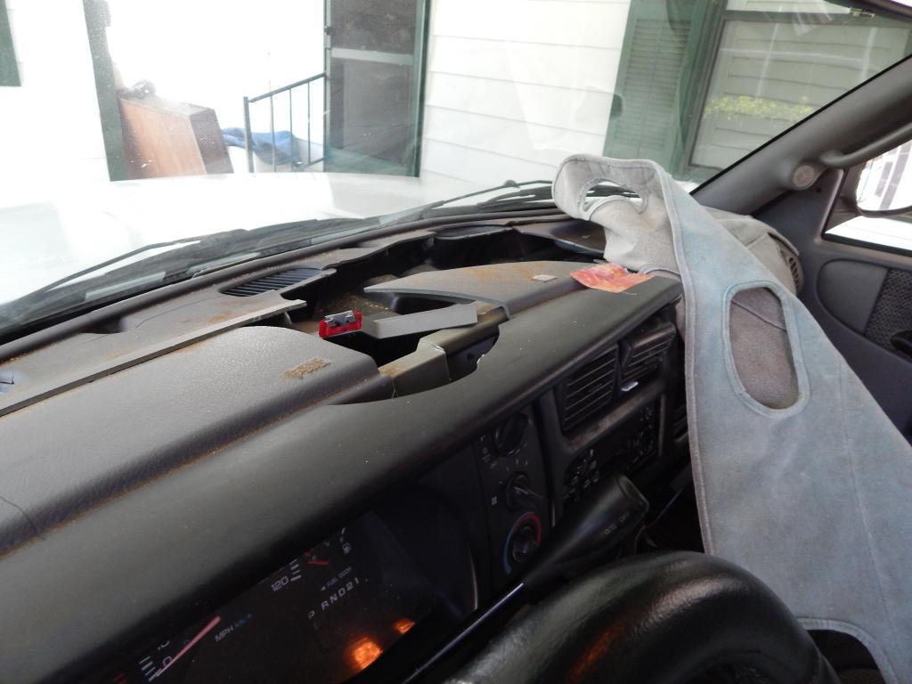 Dodge Ram Dash Recall 2002 Dodge Ram 1500 Slt Quad Cab