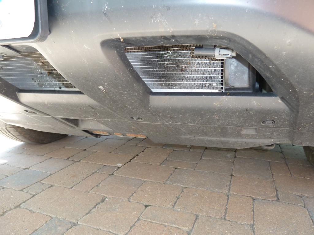 how to clean a car ac condenser