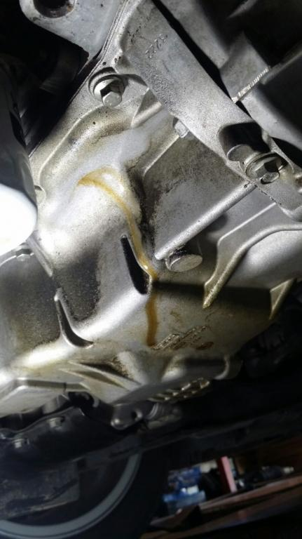 2013 Ford Focus Leaking Rear Main Seal Carcomplaints Com