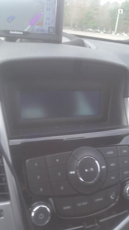 2013 Chevrolet Cruze Radio Not Working Properly