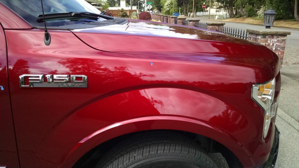 2016 Ford F 150 Gaps In Bed Between Panels 3 Complaints