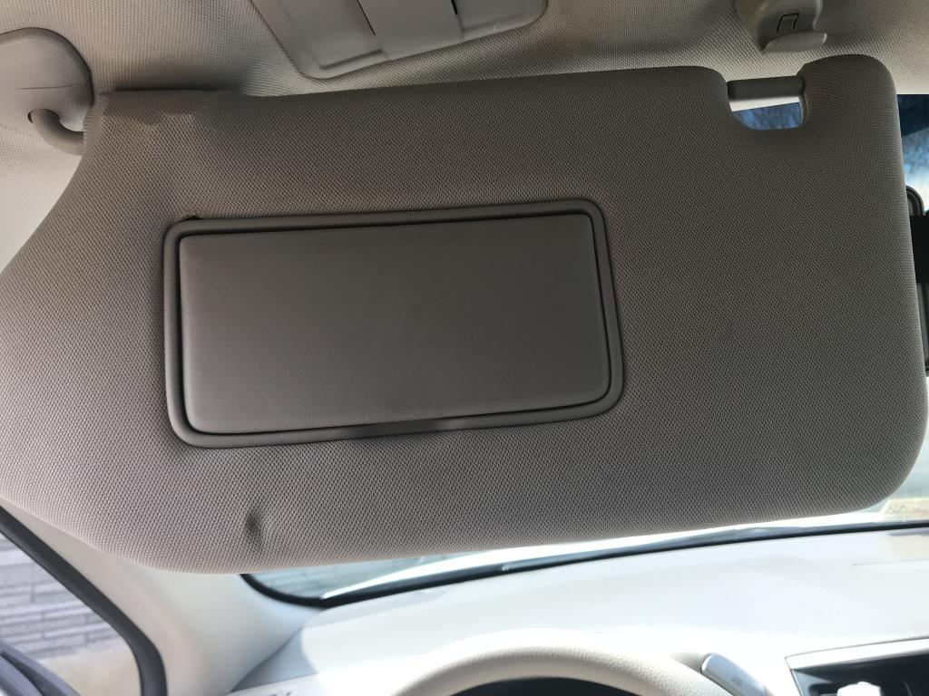 2014 Nissan Pathfinder Sun Visors Will Not Stay Up  15 Complaints 2d92069cac6